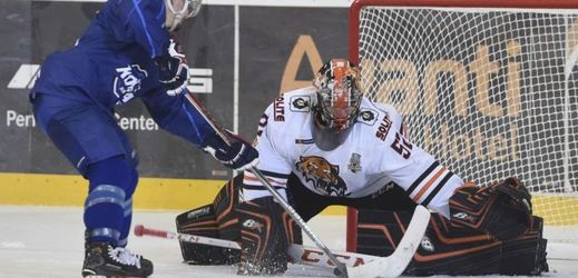 Marek Langhammer pustil jediný gól. Porážce Chabarovsku nezabránil.