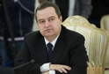 Srbský ministr zahraničí Ivica Dačić.