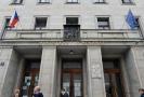 Budova ministerstva financí.