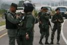 Venezuelští vojáci.