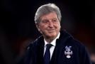 Trenér Crystalu Palace Roy Hodgson.