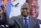 Soudem uznaný konžský prezident, Félix Tshisekedi.