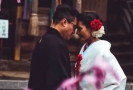 Tento pár si dopřál během dvanácti měsíců dvanáct svateb.