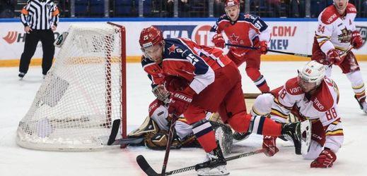 CSKA Moskva patří i letos k největším adeptům na zisk Gagarinova poháru.