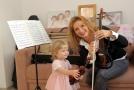 Markéta Muzikářová s dcerou.