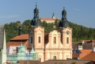 Poutní kostel svatého Jana Nepomuckého.