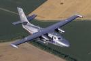 Dopravní letoun L 410 Turbolet.
