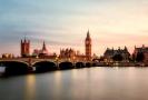 Pohled na Londýn.