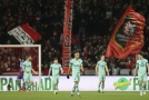 Petr Čech při návratu do Rennes inkasoval hned třikrát.