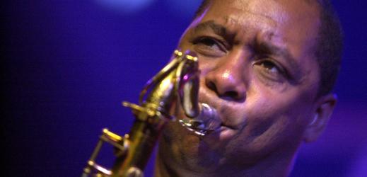 Saxofonista Branford Marsalis.