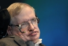 Britský astrofyzik Stephen Hawking.