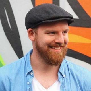 Richie Bree, vítěz prvního ročníku soutěže Ireland's got Comedy Talent.
