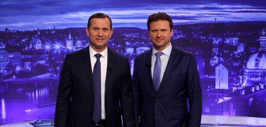 Předseda Poslanecké sněmovny Radek Vondráček.