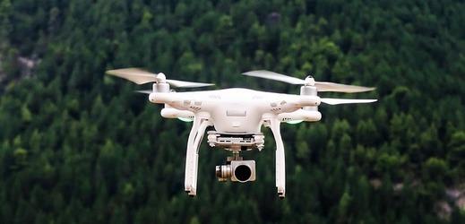 Dron (ilustrační foto).