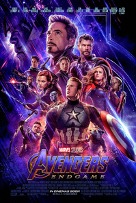 Nový plakát na Avengers: Endgame.
