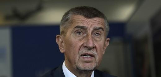 Andrej Babiš nelibě reagoval na vystoupení předsedy poslanců Pirátů Jakuba Michálka.