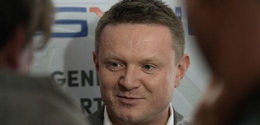 Šéf disciplinání komise FAČR Richard Baček.