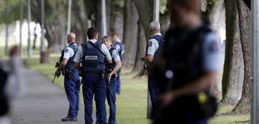 Nový Zéland: útok v mešitách.