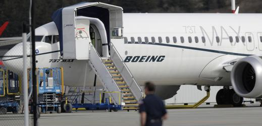 Boeing 737 8 MAX.