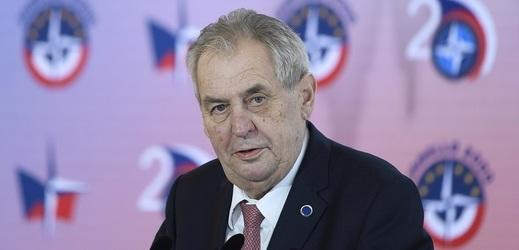 Miloš Zeman zahájí slíbené cestování po krajích.