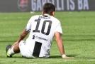 Fotbalista Juventusu Paulo Dybala.