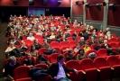 Kino sál Francouzského institutu v Praze.