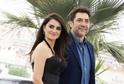 Javier Bardem s manželkou.