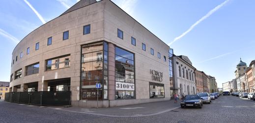 Budova Horáckého divadla.