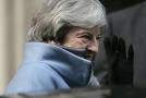 Premiérka Theresa Mayová se chce vyhnout neřízenému brexitu.