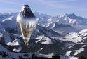 Piccard s Jonesem před 20 lety jako první obletěli Zemi v balonu.