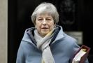 Premiérka Theresa Mayová zaslala dopis předsedovi Evropské rady Donaldu Tuskovi.