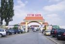 Vietnamská tržnice Sapa.