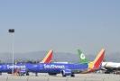 Boeing 737 MAX společnosti Southwest.