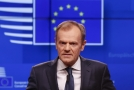 Předseda Evropské rady Donald Tusk.