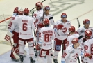 Hokejisté Třince vstoupili do čtvrtfinále play off extraligy domácím vítězstvím 3:2 nad Vítkovicemi.