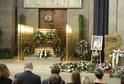 Pohřeb Aťky Janouškové.