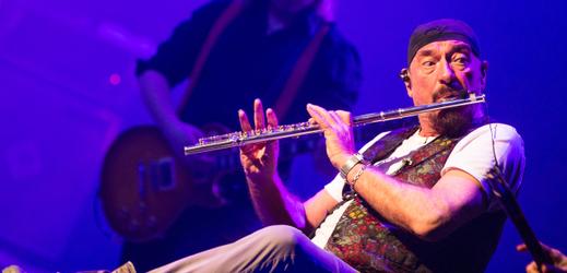 Ian Anderson z Jethro Tull.