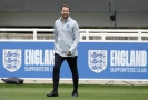 Trenér anglické reprezentace Gareth Southgate.