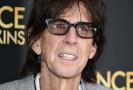 Americký rockový hudebník a producent Ric Ocasek.