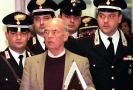 Nacistický velitel Erich Priebke v roce 1995.