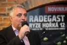 Manažer pivovaru Radegast Ivo Kaňák.