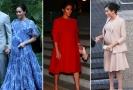Vévodkyně Meghan odchází na mateřskou. Inspirujte se její nejlepší těhotenskou módou