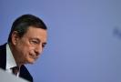 Prezident Evropské centrální banky Mario Draghi.