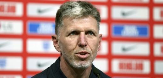 Jaroslav Šilhavý je i přes prohru plný optimismu.