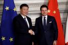 Itálie podepsala s Čínou dohodu o účasti na nové Hedvábné stezce.