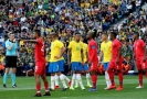 Brazilci před duelem v Praze remizovali s Panamou.