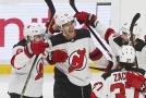 Útočník Pavel Zacha rozhodl v NHL o výhře hokejistů New Jersey nad Arizonou.
