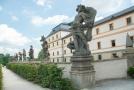 Obnovený Hospitál v Kuksu.