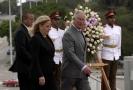 Britský princ Charles s manželkou Camillou.