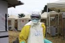 Zdravotník v Kongu.